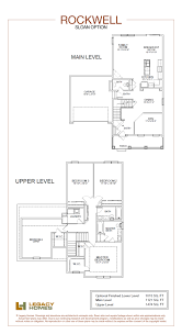 rockwell floor plan legacy homes omaha and lincoln the rockwell floor plan sloan option