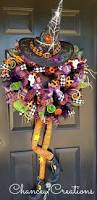 Halloween Mesh Wreaths by 76 Best Chancey Creations Wreaths On Etsy Images On Pinterest