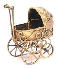 baby carriage tutorial miniaturas baby carriage