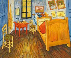 the bedroom van gogh you can rent vincent van gogh s painting the bedroom on airbnb