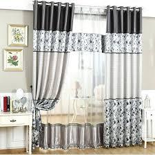 mod鑞e de rideaux de cuisine modele de rideau se salon idées décoration intérieure farik us