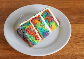 how to make a tie dye cake u2014 inside and out