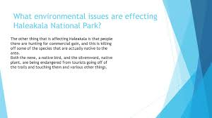 what is a native plant haleakala national park by tara location of haleakala national