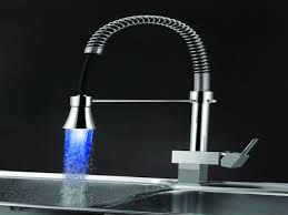 most popular kitchen faucets kitchen faucets that light up led
