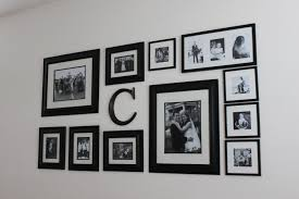 Decorating Fabricated Collage Picture Frames For Wall Accessories - Home interior frames