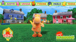 backyardigans tasha musical