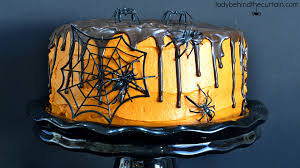 Halloween Cake Pictures by Halloween Chocolate Pumpkin Cake