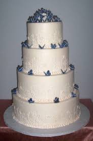 beautiful butterfly wedding cake decorations 4 tier wedding cake