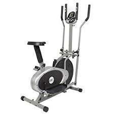 amazon black friday deals 2017 on stationary bike amazon com elliptical bike 2 in 1 cross trainer exercise fitness