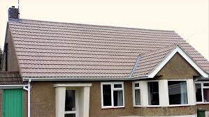 Concrete Tile Roof Repair How To Tile A Roof With Concrete Tiles Do It The Easy Way