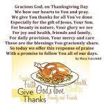 thanksgiving prayers farmers thanksgiving blessings