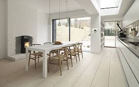 Fresh Interiors With Wooden Floors And Nordic Design - Nordic home design