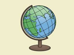 How To Draw A World Map Free World Map Globe Clipar Clip Art Library