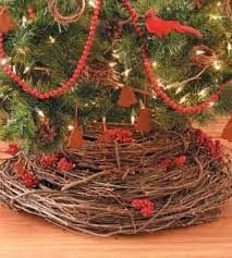 best decorated trees in a rustic style rustic crafts