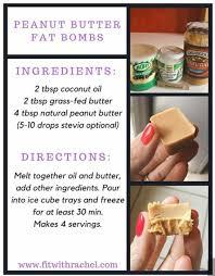 keto peanut butter fat bombs recipe peanut butter fat bombs