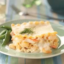 7 delicious thanksgiving recipes seafood lasagna