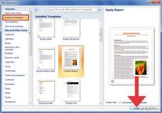 100 how to create a template in word how to create a