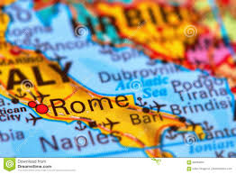 Map Rome Italy by Map Of The City Of Rome Italy Stock Illustration Image 93734638