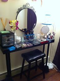 Turquoise Vanity Table Make Your Own Vanity Table 8480