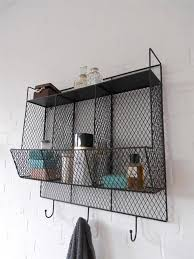 metal bathroom wall shelves bathroom metal wire wall rack shelving display shelf wire wall