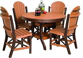 Top  Best Poly Lumber Patio Furnitures - Patio furniture made in usa
