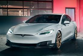 tesla outside novitec has a fancy facelift for the tesla model s car deals online