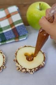 cuisine mickey mickey caramel apple slices disney family