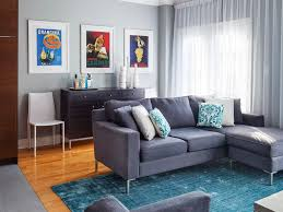Teal Livingroom Double Colour Wall Painting Ideas For Living Room Living Room Grey