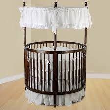 round baby cribs with dream on me sophia posh circular baby crib from babycribfindercom