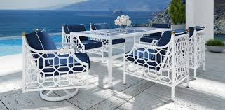 Barclay Butera Home by Barclay Butera Collection For Castelle Castelle Luxury Outdoor