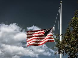 Flag Flown At Half Mast Firstcoastnews Com Flags To Fly At Half Staff To Honor Victims