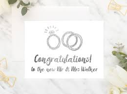 congrats wedding card wedding card congratulations to the new mr mrs peppa