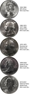 1776 to 1976 quarter dollar washington quarter