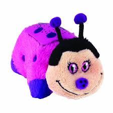 light up ladybug pillow pet ladybug dream light pillow pet rotem pinterest ladybug