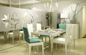 White Modern Dining Room Sets Contemporary Dining Room Chairs Brown Persian Rug White Rounded