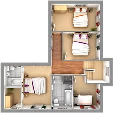 4 room house beautiful 4 bedroom house plans excellent bedroom house plans story
