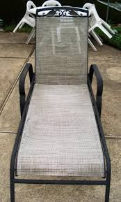 Replacement Slings For Patio Chairs Patio Furniture Replacement Slings In New Jersey With Montego