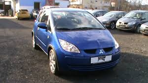 mitsubishi car 2008 2007 mitsubishi colt 1 3 instyle review start up engine and in