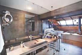 industrial styled bathrooms design inspiration be inspired