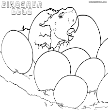 dinosaur eggs coloring pages coloring pages to download and print