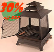 Garden Chiminea Sale Chiminea Largest Range Of Discounted Cast Iron Chimineas Uk Online