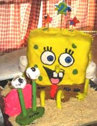 homemade spongebob cake hundreds of homemade birthday cake