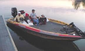 Pontoon Rental Table Rock Lake by Guided Fishing Trip To Table Rock Lake Getmyboat