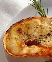 cuisiner des queues de langouste queue de langouste à la fève de tonka les épices rient