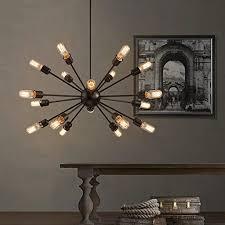 Industrial Lighting Chandelier Diy Industrial Chandelier Unconventional Handmade