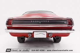 1969 plymouth barracuda classic car studio