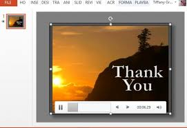 video powerpoint template film and movie reels a powerpoint