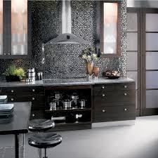 stainless steel tiles for kitchen backsplash 16 best stainless steel tile installations images on