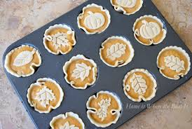 Skinnytaste Pumpkin Pie by 25 Quick And Easy Mini Pie Recipes