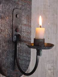 Tuscan Candle Wall Sconces Lovin